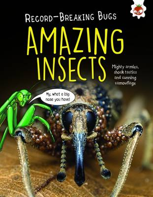 Amazing Insects by Matt Turner
