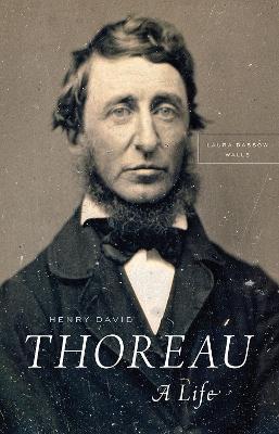 Henry David Thoreau book