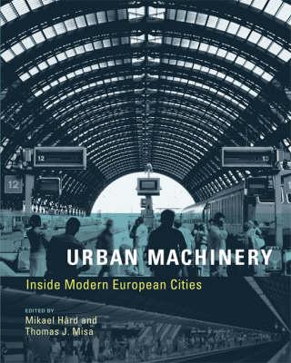 Urban Machinery by Mikael Hard
