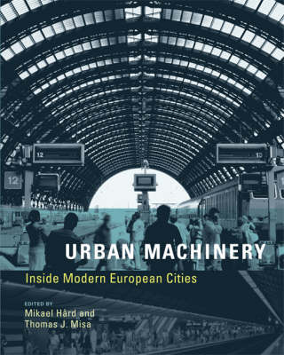 Urban Machinery by Mikael Hard