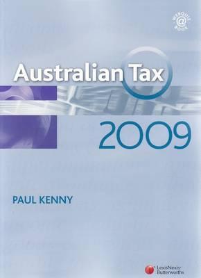 Australian Tax 2009 by Kenny