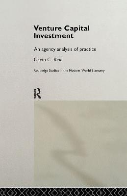 Venture Capital Investment book