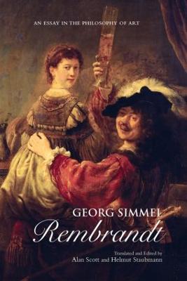 Georg Simmel: Rembrandt book