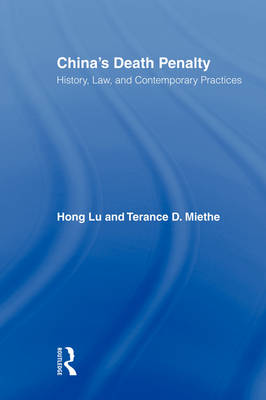 China's Death Penalty by Hong Lu