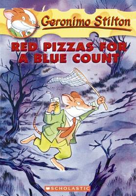 Red Pizzas for a Blue Count book