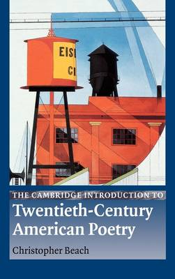 Cambridge Introduction to Twentieth-Century American Poetry book