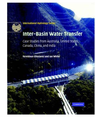 Inter-Basin Water Transfer book
