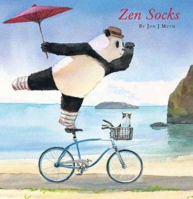 Zen Socks by Jon,J Muth