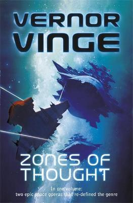 Zones of Thought by Vernor Vinge