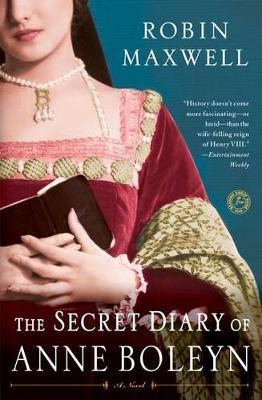 Secret Diary of Anne Boleyn book