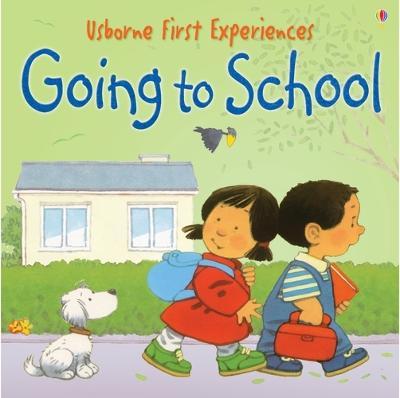 Going to School by Anne Civardi