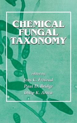 Chemical Fungal Taxonomy by Frisvad
