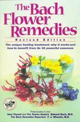 The Bach Flower Remedies by Edward Bach
