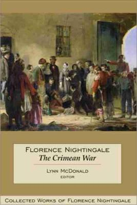 Florence Nightingale - The Crimean War book