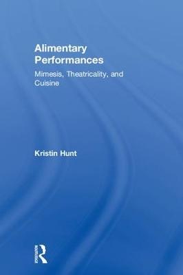 Alimentary Performances book