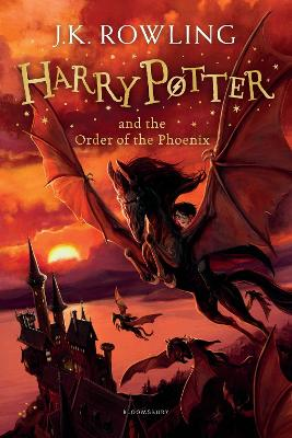 Harry Potter and the Order of the Phoenix by J. K. Rowling