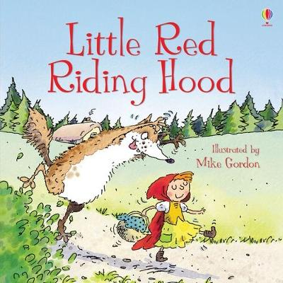 Little Red Riding Hood by The-Brothers-Grimm