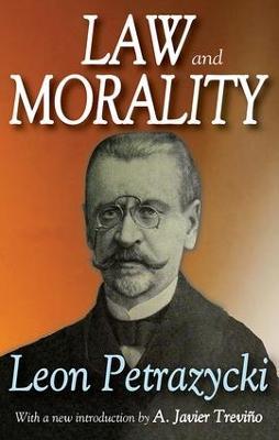 Law and Morality by Leon Petrazycki