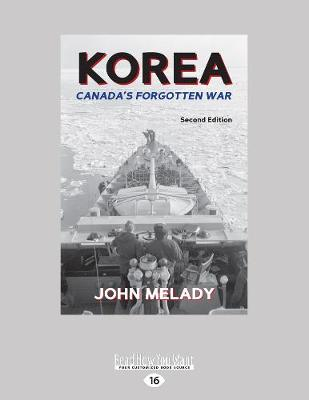 Korea by John Melady