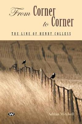 From Corner to Corner by Adrian Mitchell