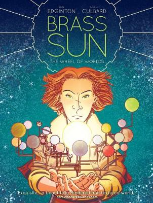 Brass Sun by Ian Edginton