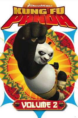 Kung Fu Panda Volume 2 by Simon Furman