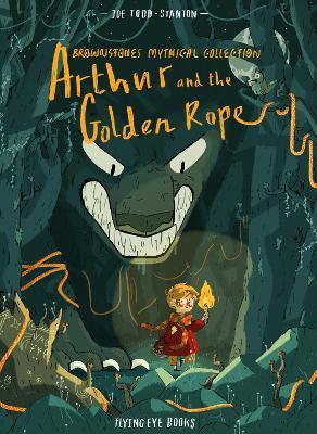 Arthur & the Golden Rope book