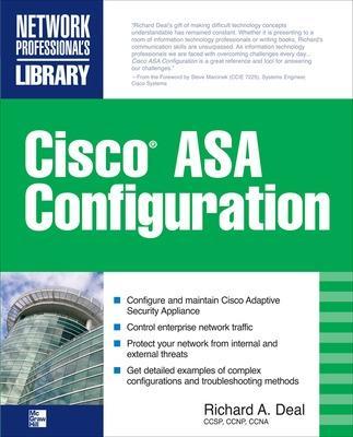 Cisco ASA Configuration book