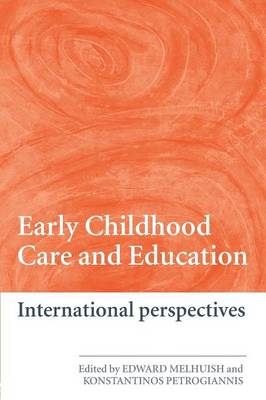 Early Childhood Care and Education by Edward Melhuish