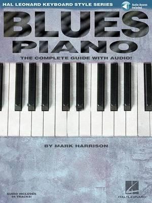 Blues Piano book