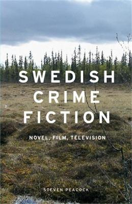 Swedish Crime Fiction book