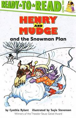 Henry and Mudge and the Snowman Plan book