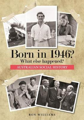 Born in 1966? by Ron Williams