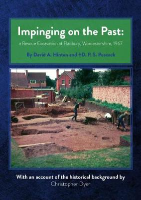 Impinging on the Past: A Rescue Excavation at Fladbury, Worcestershire, 1967 by David Hinton