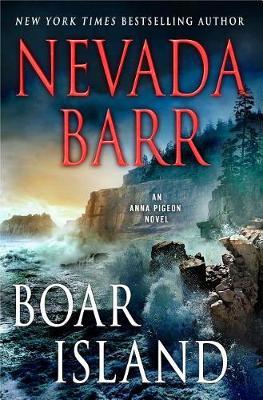 Boar Island by Nevada Barr
