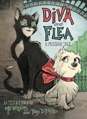 Diva and Flea: A Parisian Tale book