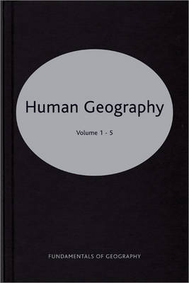 Human Geography by Derek Gregory