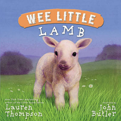 Wee Little Lamb book
