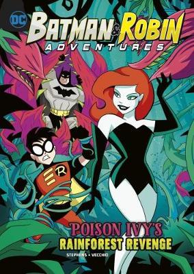 Poison Ivy's Rainforest Revenge book