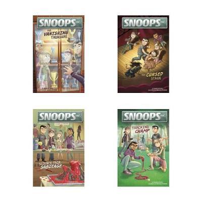 Snoops, Inc. by Brandon Terrell