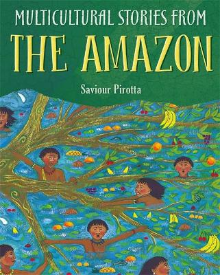 Multicultural Stories: Stories From The Amazon by Saviour Pirotta