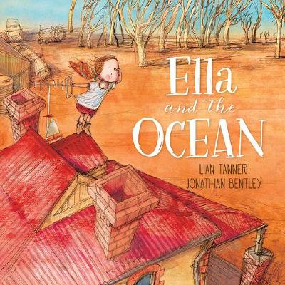 Ella and the Ocean by Jonathan Bentley