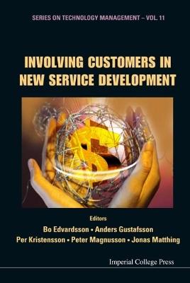 Involving Customers In New Service Development by Bo Edvardsson