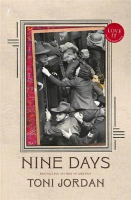 Nine Days book