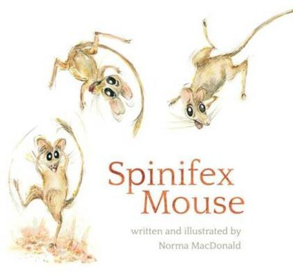 Spinifex Mouse by Norma MacDonald