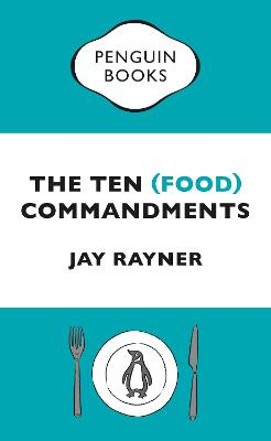Ten (Food) Commandments book