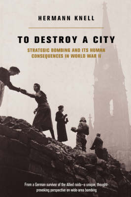 To Destroy A City book