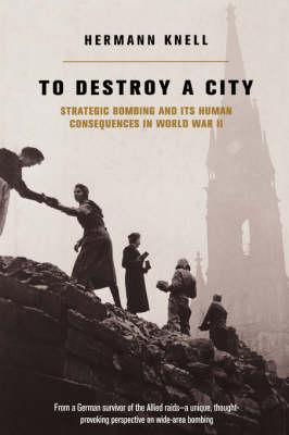 To Destroy A City book