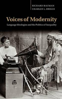 Voices of Modernity by Richard Bauman
