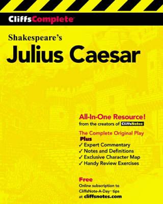 Julius Caesar Complete Study Edition by William Shakespeare